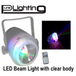 H-007 LED Beam Light with Remote