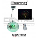 VS-75 LED Glass Ball with Remote