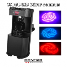 LED Mirror Scanner 30RGB