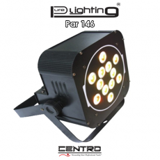 Par 146 LED Slim Par Light
