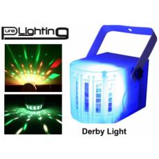 VS-58A Derby Light in Clear Body